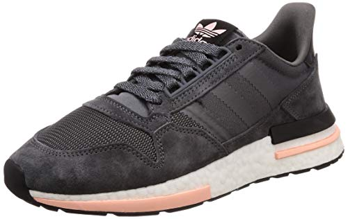 adidas Men's Zx 500 Rm Fitness Shoes, Grey (Gricin/Ftwbla/Narcla 000), 10 UK