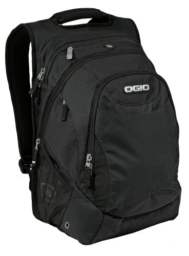 OGIO Metro Computer Laptop Backpack, Black
