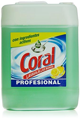 Coral Lavavajillas manual Profesional - 10000 gr