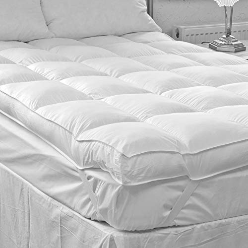 Symphony Goose and Down Mattress Toppers 12.5cm Extra Deep (King)