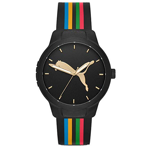 Puma P5059 - Reloj analógico de cuarzo para hombre, talla única
