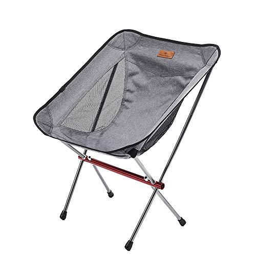 TOMOUNT アウトドアチェア 折りたたみ 超軽量 コンパクト イス 椅子 収納袋付属 お釣り 登山 携帯便利 キャンプ椅子