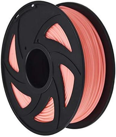 new arrival 3D Printer Filament - 1KG(2.2lb) popular 1.75mm / 3 mm, Dimensional Accuracy PLA Multiple Color discount (Luminous Orange,3mm) sale