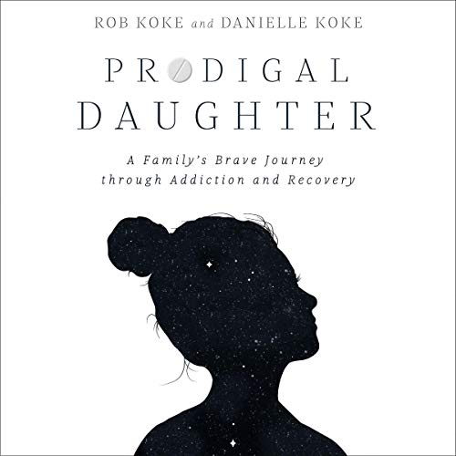 Prodigal Daughter audiobook cover art