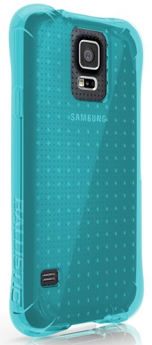 Ballistic Jewel Case for Samsung Galaxy S5 with Six-sided Drop Test Certified Case Protection - Topaz