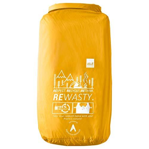 Jack Wolfskin Re Wasty Tasche Unisex, Burly Yellow XT, ONE Size