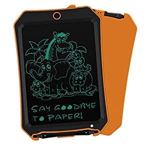 VNVDFLM LCD Electronic Writing Tablet Toys for 4-9 Years Old Boys, Teen Boy Girl Birthday Easter Presents, 8.5 Inch…