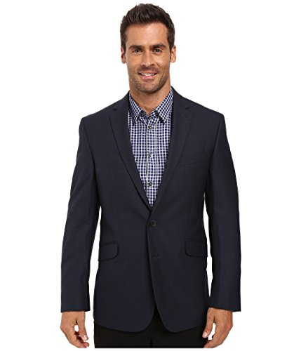 Kenneth Cole REACTION Slim Fit Separate Coat Blue 44S