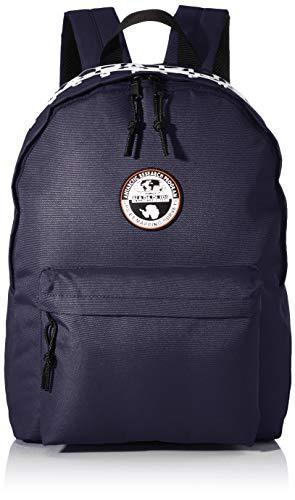 Napapijri Happy Daypack RE - Mochila (42 cm, 20 L), Blu Marine (Azul) - NP0A4E9U