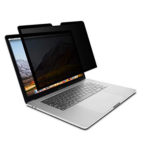 MOSISO 16 Zoll Bildschirmfilter, Easy On/Off Blickschutzfolie Blasenfrei Blendfrei Spionagesicherer Blaulichtschutzfilm Kompatibel mit 2020 2019 MacBook Pro 16 Zoll mit Touch ID A2141