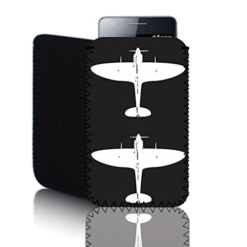 Biz-E-Bee 'Spitfire' (7HD) Schutz Neopren Tasche für Xiaomi Mi Pad 2–Stoßfest und wasserabweisend Abdeckung, Hülle, Tasche,–Schnell Schiff UK