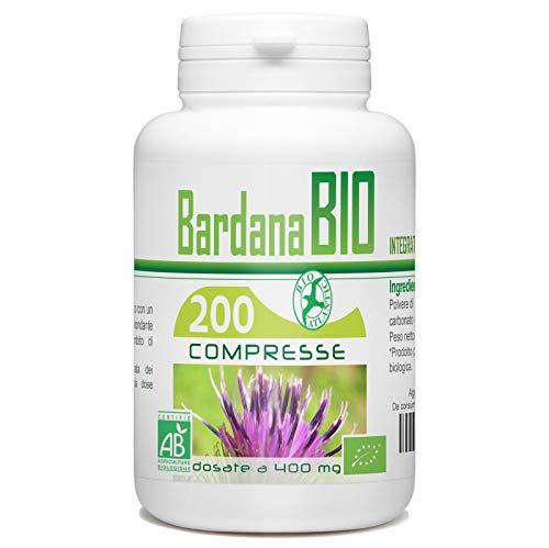 Bardana Bio 400mg - 200 compresse