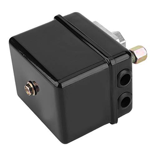 Oumefar Interruptor de Control de presión 220V 16A 0.5~0.8Mpa Accesorio de compresor de Aire de Ahorro de energía eléctrica de Gama Alta