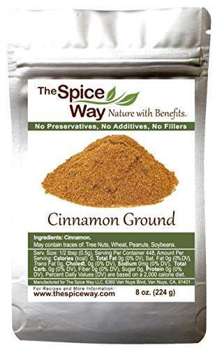 The Spice Way Cinnamon Ground - 8 oz
