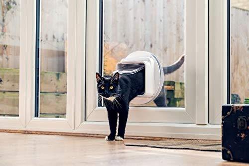 SureFlap Microchip Cat Door Connect with Hub Bundle