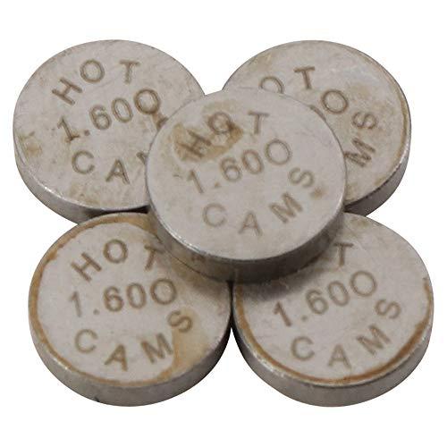 06 crf250r valve shims - 3