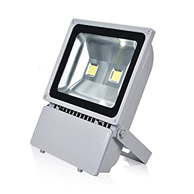 Sanzo® 150W Super Bright Led Flood lights Lamp for Outdoor Using Waterproof IP65 White