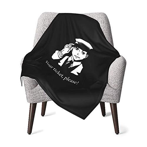 XCNGG Mantas para bebés edredones para bebésLivin' Lovin' Heckin' Tiny Snek Comics Baby Blanket Super Soft Printed Blanket Receiving Blanket for Boys Girls, Stroller, Crib, Newborns, Receiving