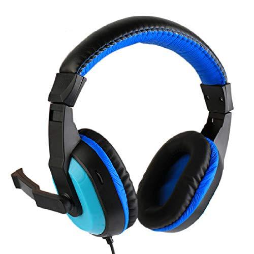 Bumpy Road 3,5 mm einstellbare Game Gaming-Kopfhörer in Top-Qualität Stereo-Typ Rauschunterdrückendes Computer-PC-Gamers-Headset mit Mikrofonen