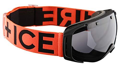 Bogner Fire + Ice Snow Goggles Ski-Brille Plus | Black