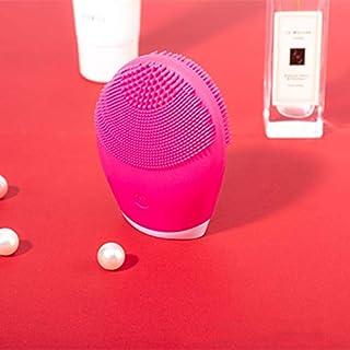 Comfortabele Elektrisch gezicht borstel, Facial Cleansing Brush Gezicht Cleansing Brush Electric Facial Massager Siliconen...