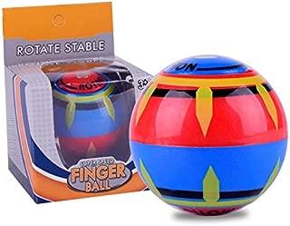 カラーボックスギフトおもちゃを和らげるフィンガーボールマグネットハンドスピナーストレスを回転させます