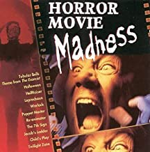 Horror Movie Madness by Halloween, Hellraiser, Warlock, Horror Movie Madness (1999-03-30)