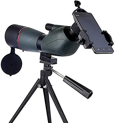 IF.HLMF Telescopio monocular de observación de Aves HD de Gran Aumento portátil 45X60 La visión Nocturna con Poca luz se Puede conectar con un trípode