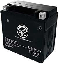 Power Source WP12-BS Powersports Replacement Battery - This is an AJC Brand Replacement