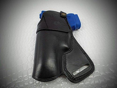 My Holster GAZELLE - Small of the back Holster for Heckler & Koch USP 9mm, Leather