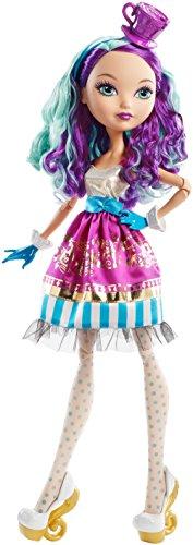 Ever After High Way Too Wonderland Madeline Hatter Doll, 17'