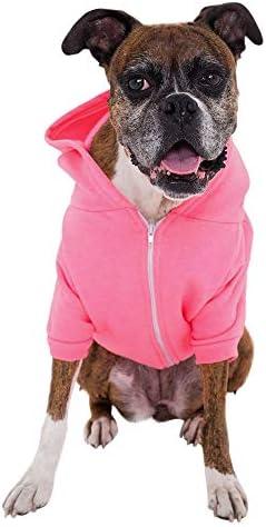 American Apparel Unisex Flex Fleece Dog Zip Hoodie product image