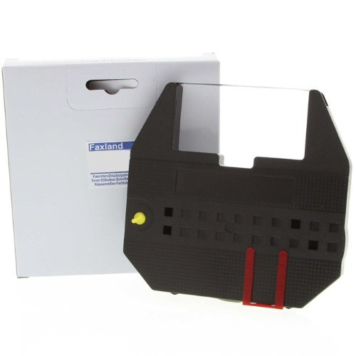 Faxland - Cinta entintada compatible para máquina de escribir Olivetti Linea 101