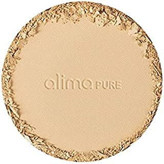 Alima Pure Pressed Foundation with Rosehip Antioxidant Complex Refill - Ginger