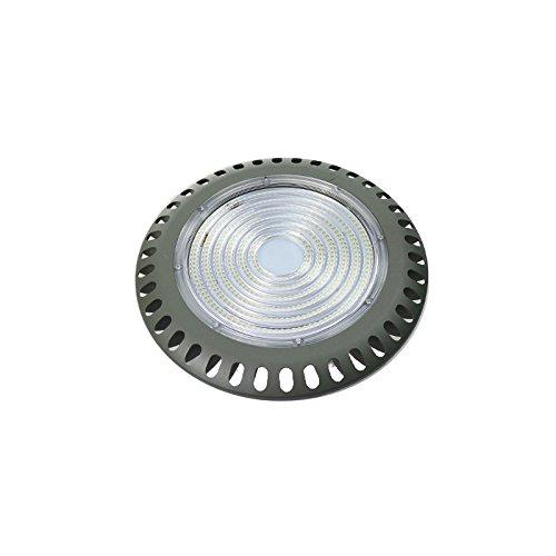 UFO LED-afzuigkap, wit licht, 6000 K, vermogen van 50 W tot 300 W, geschikt voor binnen en buiten, voor boot, garage, lagers, met high-performance chips SMD3535 PF0,9