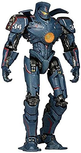 Pieceng Pacific Rim Series 4:Gipsy Danger 7' Deluxe Action Figure Children Toy Birthday Gift