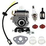 USPEEDA Carburetor for Redmax String Trimmer BC200DL BC250 BC221DL BC225DL BC2000DL