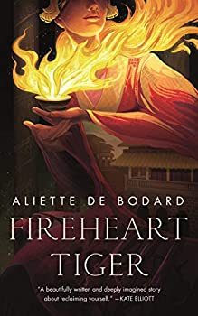 Fireheart Tiger by Aliette de Bodard science fiction and fantasy book and audiobook reviews