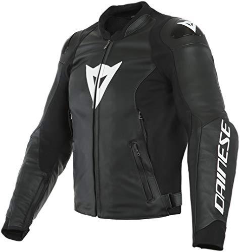 Dainese Chaqueta de piel para moto Sport Pro 52