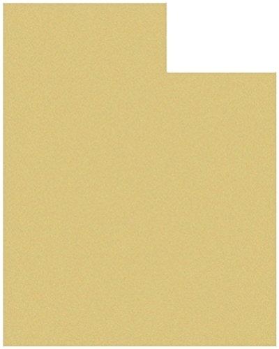 Utah State Cutout Unfinished Wood Utes Mormons Great Salt Lake City Jazz Royals MDF Shape Canvas Style 1 (12')