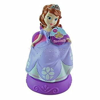 Disney Princess Sofia the First 11  Molded Coin Bank for Girls