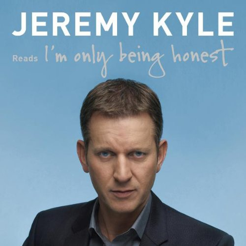 I'm Only Being Honest audiobook cover art