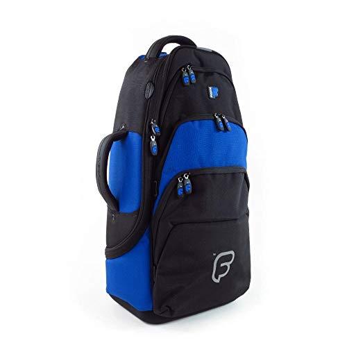 Fusion Bags Premium Tenor/Alt Horn Gigbag - PB-03-BK - Black