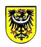 FahnenMax® Pin Anstecker Niederschlesien Wappen