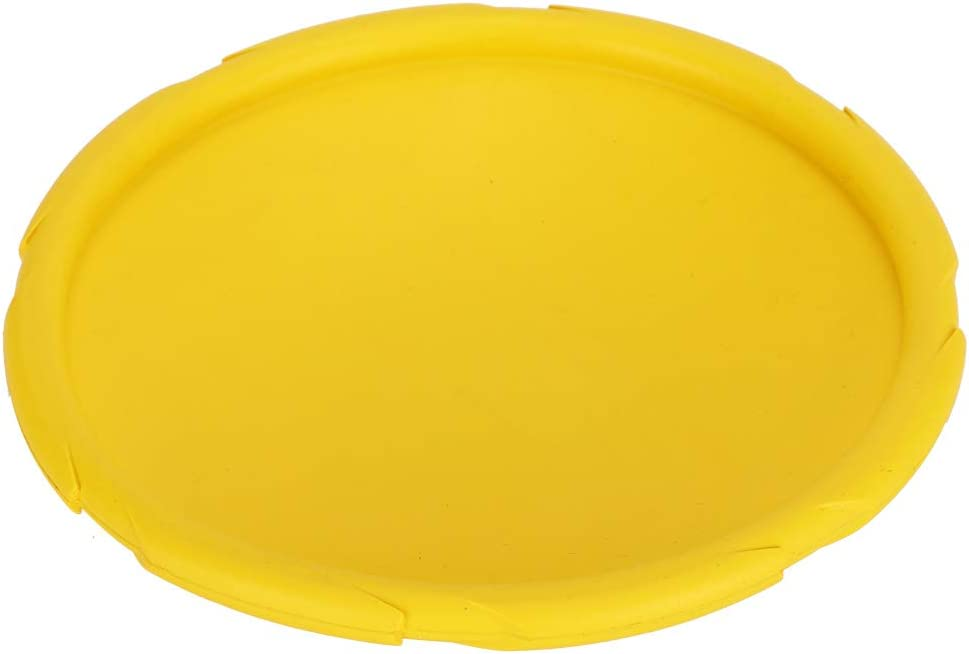 At the price Sollmey Dog gift Flying-Pet Rubber Training Safety Disc Ou Flying