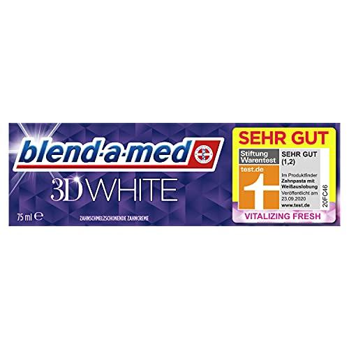Blend-a-med 3DWhiteVitalizing Fresh Aufhellende Zahnpasta 75ml