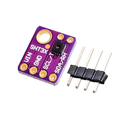 SHT31 SHT31-D Temperatur-Feuchtesensor Breakout Board für Arduino Thermostat Feuchtigkeitsregler Thermometer Hygrometer Weather Detect