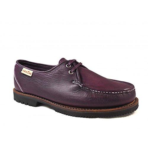 Zapatos Apache 401 Burdeos Yukon - Color - Burdeos, Talla -