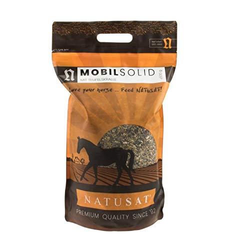 Natusat MobilSolid + Teufelskralle 4500 g, Ergänzungsfutter für Pferde