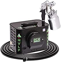 product image for Apollo Sprayers HVLP ECO-3 3-Stage Turbine Paint Spray System, E5011 Spray Gun & 20' Hose